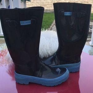 Marc Jacobs rain boots size 40